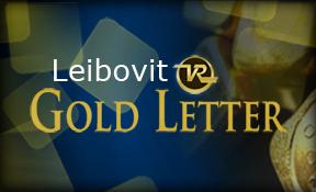 VR-Gold-Letter